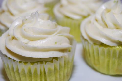 Key Lime Cupcakes